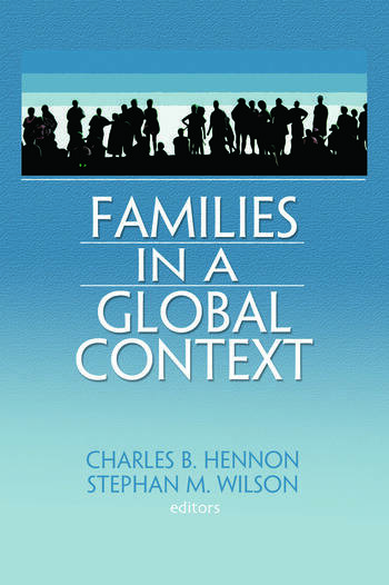 Families in a Global Context book cover