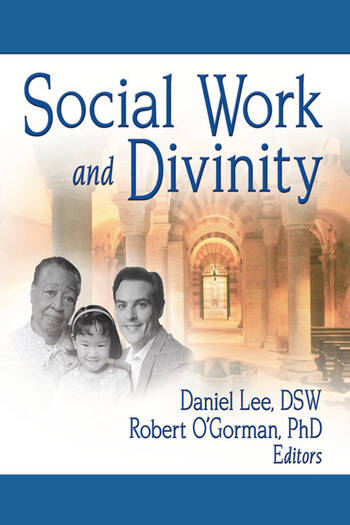 Social Work and Divinity book cover