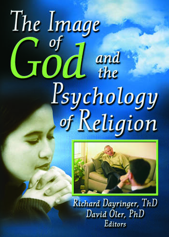 The Image of God and the Psychology of Religion book cover