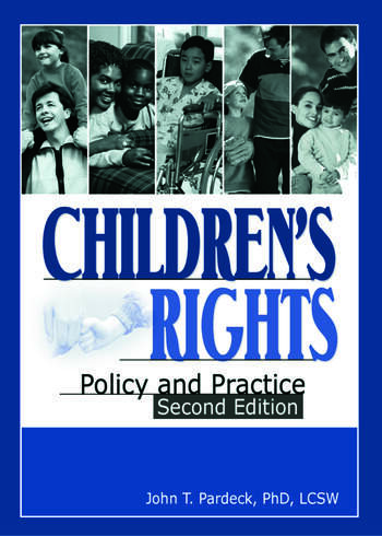 Children's Rights Policy and Practice, Second Edition book cover