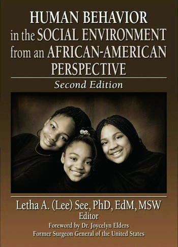 Human Behavior in the Social Environment from an African-American Perspective Second Edition book cover