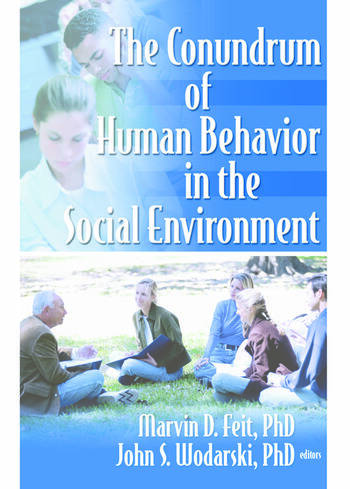 The Conundrum of Human Behavior in the Social Environment book cover