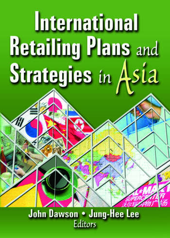 International Retailing Plans and Strategies in Asia book cover