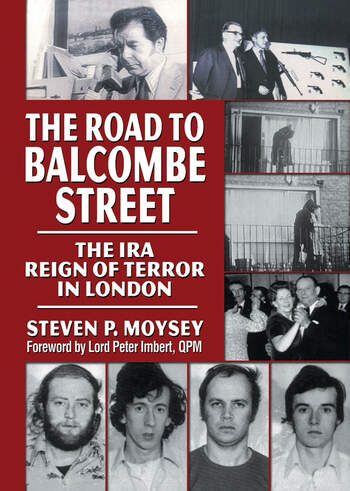 The Road to Balcombe Street The IRA Reign of Terror in London book cover