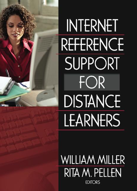 Internet Reference Support for Distance Learners book cover