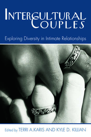 Intercultural Couples Exploring Diversity in Intimate Relationships book cover