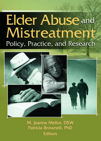 Elder Abuse and Mistreatment book cover