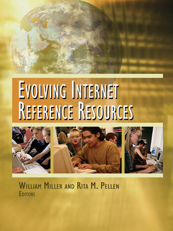 Evolving Internet Reference Resources book cover