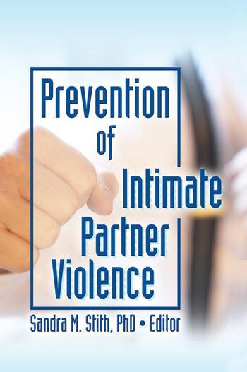 Prevention of Intimate Partner Violence book cover