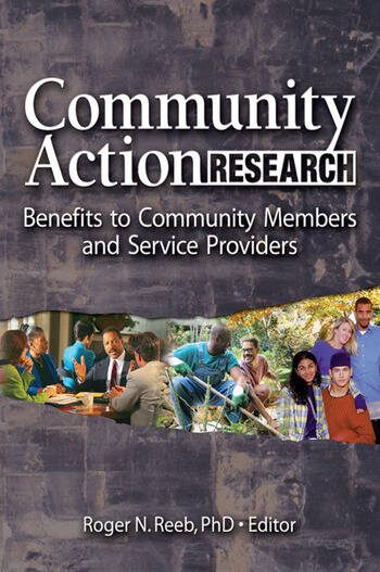 Community Action Research Benefits to Community Members and Service Providers book cover