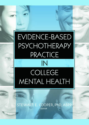 Evidence-Based Psychotherapy Practice in College Mental Health book cover