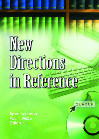 New Directions in Reference book cover