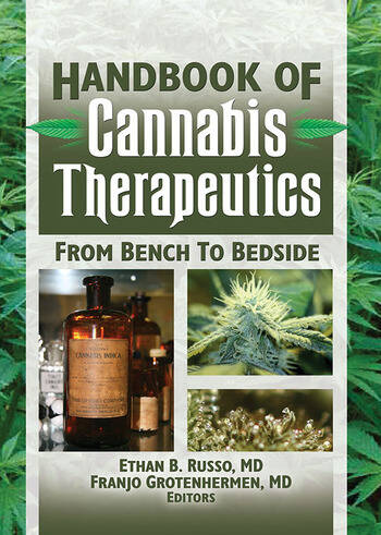The Handbook of Cannabis Therapeutics From Bench to Bedside book cover