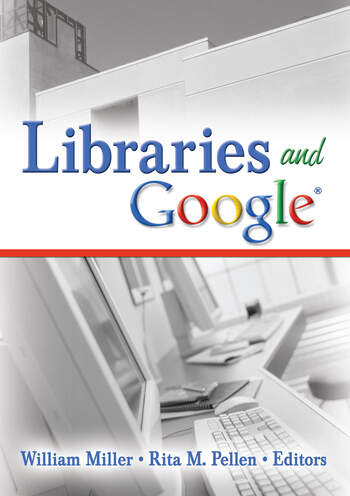 Libraries and Google book cover