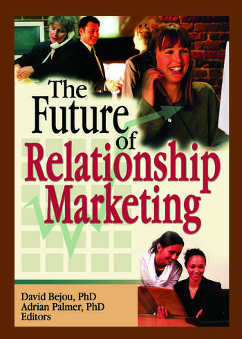 The Future of Relationship Marketing book cover