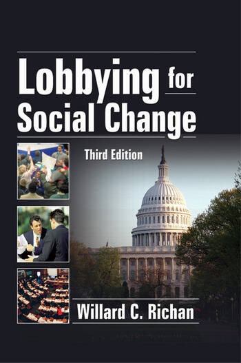 Lobbying for Social Change book cover