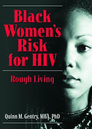 Black Women's Risk for HIV Rough Living book cover
