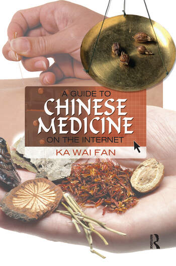 A Guide to Chinese Medicine on the Internet book cover