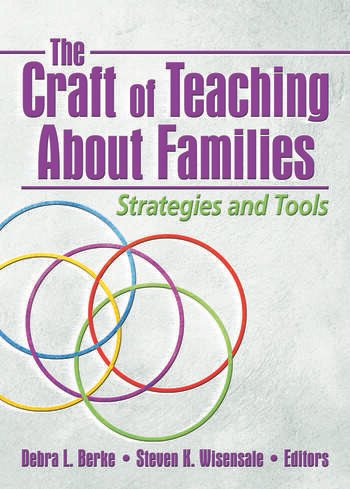 The Craft of Teaching About Families Strategies and Tools book cover