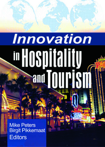 Innovation in Hospitality and Tourism book cover