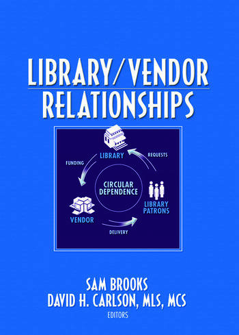 Library/Vendor Relationships book cover