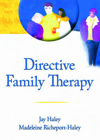 Directive Family Therapy book cover