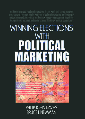 Winning Elections with Political Marketing book cover