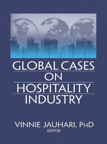 Global Cases on Hospitality Industry book cover