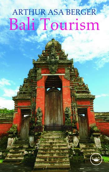 Bali Tourism book cover