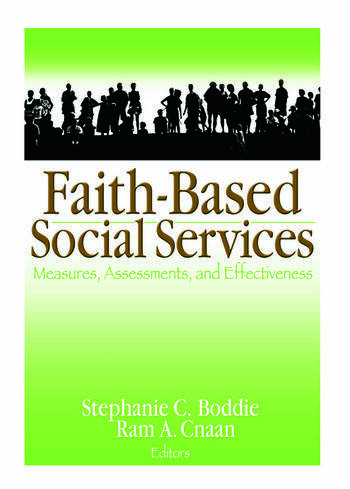 Faith-Based Social Services Measures, Assessments, and Effectiveness book cover