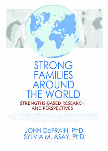 Strong Families Around the World Strengths-Based Research and Perspectives book cover