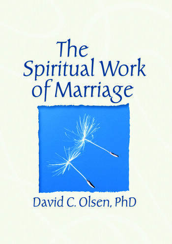 The Spiritual Work of Marriage book cover
