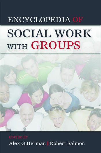 Encyclopedia of Social Work with Groups book cover