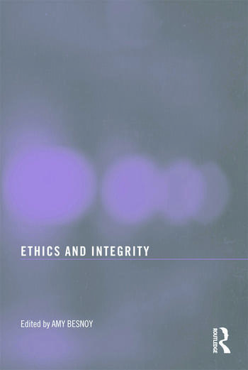Ethics And Integrity In Libraries book cover