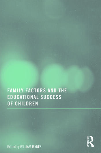 Family Factors and the Educational Success of Children book cover