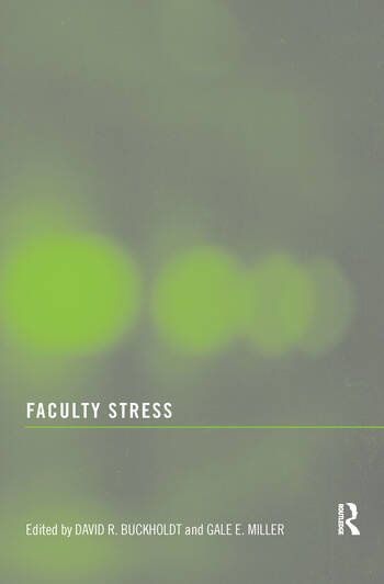 Faculty Stress book cover