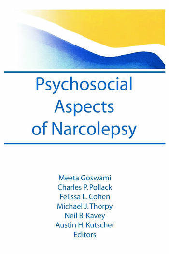 Psychosocial Aspects of Narcolepsy book cover