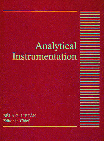 Analytical Instrumentation book cover