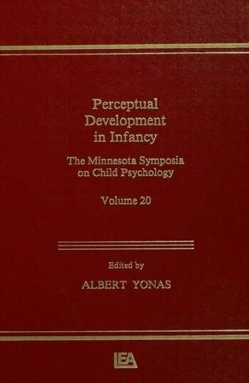 Perceptual Development in infancy The Minnesota Symposia on Child Psychology, Volume 20 book cover