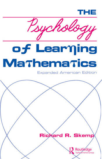 The Psychology of Learning Mathematics Expanded American Edition book cover