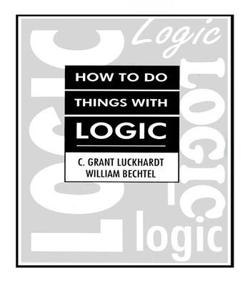 How To Do Things With Logic book cover