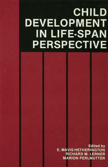 Child Development in a Life-Span Perspective book cover