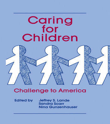 Caring for Children Challenge To America book cover