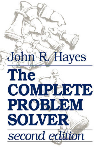 The Complete Problem Solver book cover