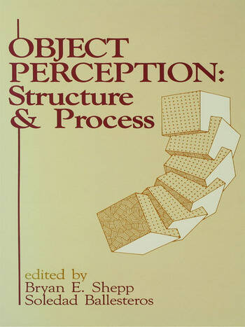 Object Perception Structure and Process book cover