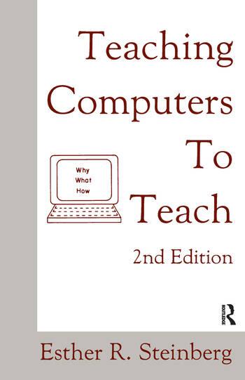 Teaching Computers To Teach book cover