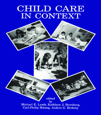 Child Care in Context Cross-cultural Perspectives book cover