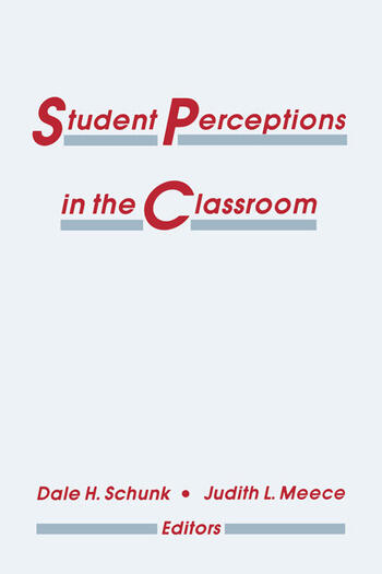 Student Perceptions in the Classroom book cover