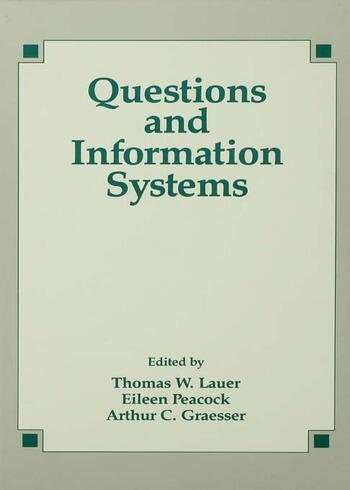 Questions and Information Systems book cover