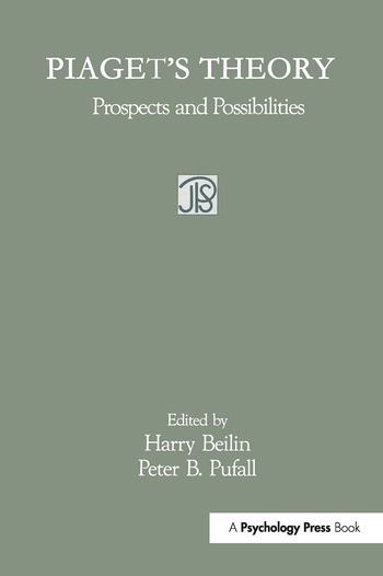 Piaget's Theory Prospects and Possibilities book cover